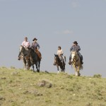 Affordable Wyoming bed and breakfast rates get you horseback riding