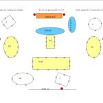 Dining room diagram