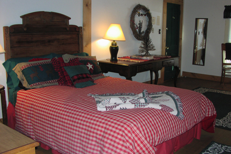 Lodge Room Double Bed