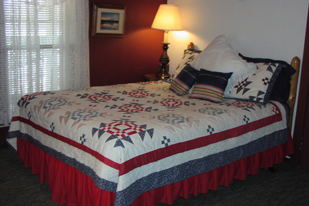 Lodge Bed Chambre Double