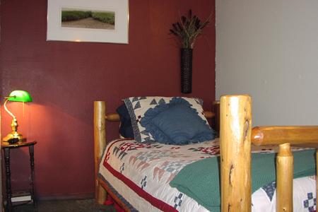 Lodge Bed Lits Jumeaux