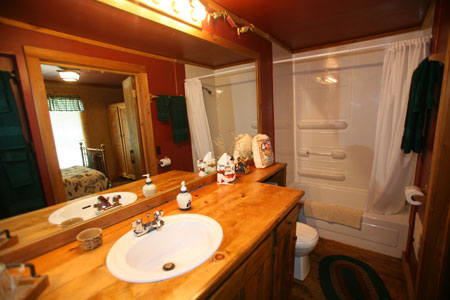 Cabin 3 Bathroom