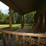 A Wyoming summer vacation stay in one of our cabins